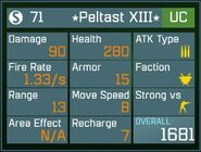 Peltast XIII UC Lv1 Back