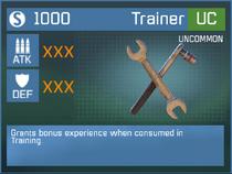 TrainerRXLX-F