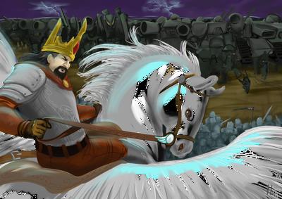 Shuriman-battle