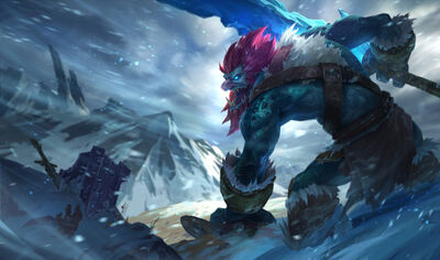 Trundle splash 0