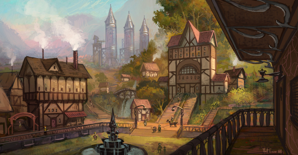 Bandle city