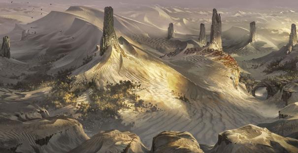 Shurima ruins-sundisc