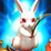 Icon Moonlight Hare Summoning Rock