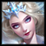 Icon Snow Queen Crest