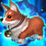 Icon Corgi Summoning Rock