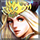 Icon Silver Queen Crest