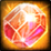 Icon Lvl. 6 Flaming Glorystone