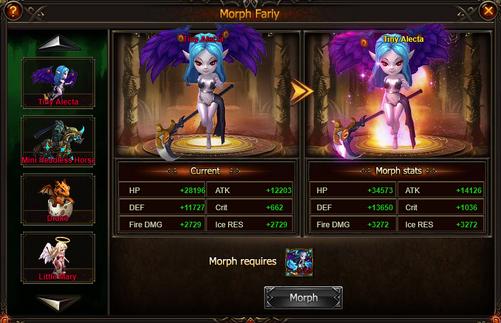 Morph Fairy