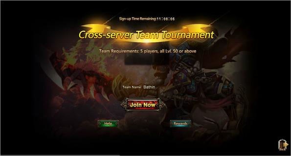 CS tournament