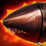 Icon Flame Rocket