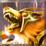 Icon Hellish Wolf Crest