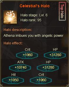 Athena Halo