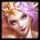 Icon Golden Queen Crest