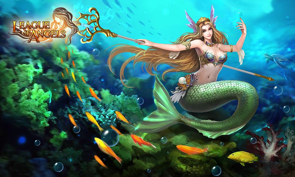Mermaid League Of Angels Wiki Fandom Powered By Wikia