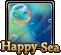 Happy Sea Icon