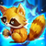 Icon Raccoon Summoning Rock
