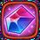 Emblem crysyal 90000