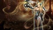 Dragon Queen Artwork