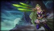Green Ranger Artwork