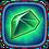 Emblem crysyal 30000