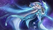 Snow Queen Awakened Artwork