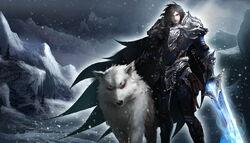 Snow Ryder Artwork