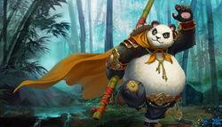 Bamboo Fighter Artwork