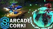 Arcade-Corki - Skin-Spotlight