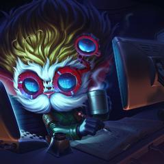 Heimerdinger Client Update Promo 3 (by Riot Artist <a href=