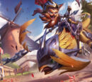 Kled/History