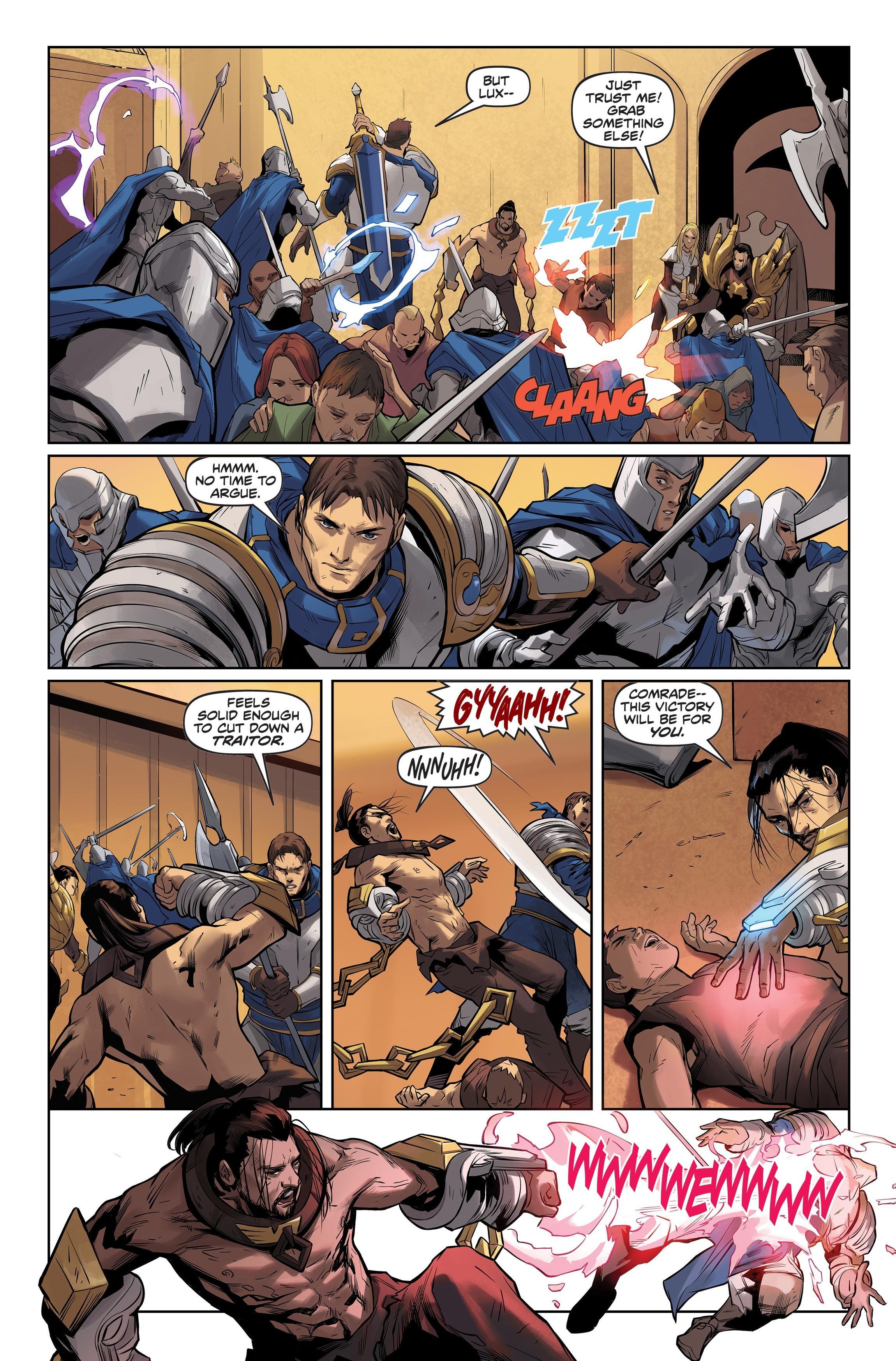 Lux Comic 5 pr03
