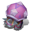 Rammus Sweeper (Rose Quartz)