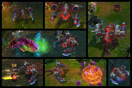 Cho'Gath BattlecastPrime Screenshots