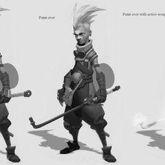 Ekko Concept 20 (by Riot Artist <a href=