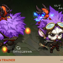 Dragon Trainer Heimerdinger Concept 4 (by Riot Artist <a href=