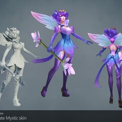 Elementalist Lux Model 9 (by Riot Artists <a href=