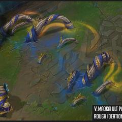 Victorious Maokai Ability Concept 2