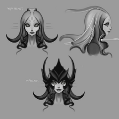 Nami Concept 3 (by Riot Artist <a href=