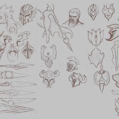 Pantheon Update Concept 8 (by Riot Artist <a href=