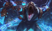 Renekton Hextech-Splash