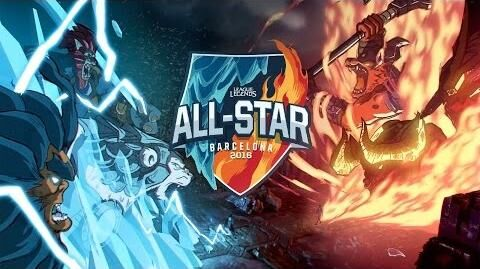 Habrá Caos Evento All-Star 2016 - League of Legends