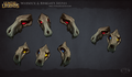 Hecarim Headless Warwick and Rengar Skulls.png