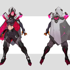 PROJECT: Irelia Concept 2 (by Riot Artist <a href=