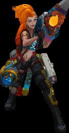 Jinx Odyssey Render