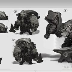Ornn Concept 6 (by Riot Artist <a rel=