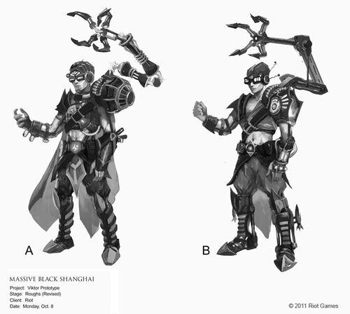 Viktor Prototype Concept 01