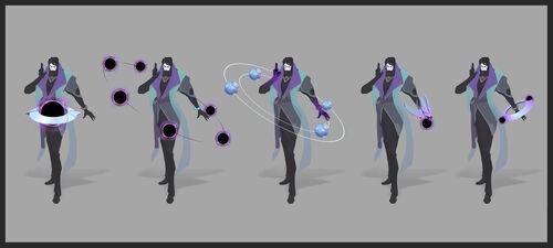 Aphelios Concept 03