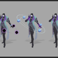 Aphelios Concept 3 (by Riot Artist <a href=