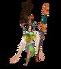 Janna Heiliges Schwert Janna (Peridot) M