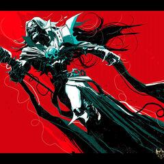 Pentakill Karthus Mortal Reminder Concept 7 (by Riot Artist <a rel=